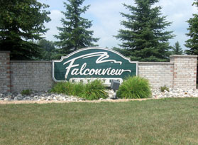 Falconview Estates Freeland, MI  Experience the luxury of